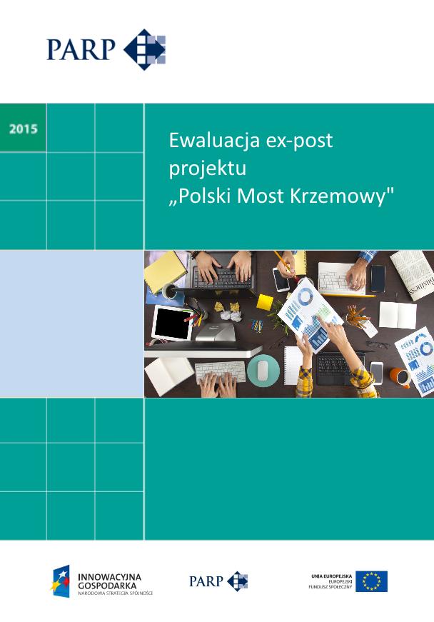 """Ewaluacja ex-post projektu """"Polski Most Krzemowy"""