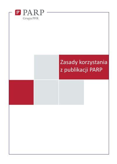 Zasady korzystania z publikacji PARP