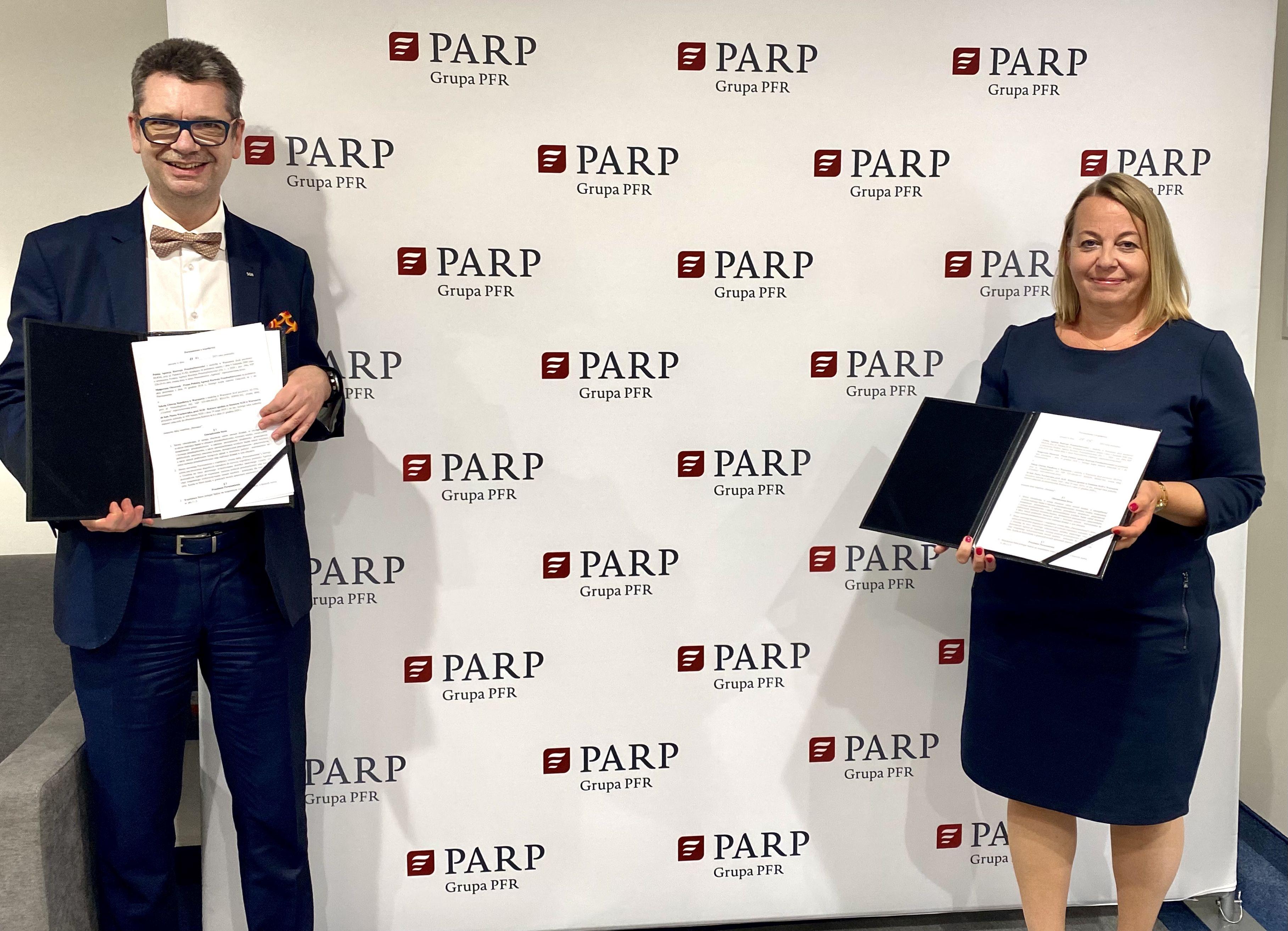 PARP i SGH razem dla przedsiębiorczości